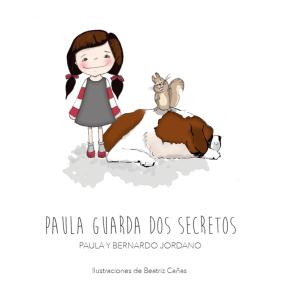 Paula guarda dos  secretos -portada